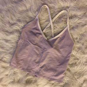 Forever 21 cropped tank!